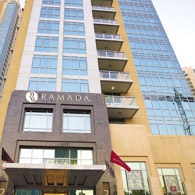 Ramada Downtown Dubai (1-Bedroom Suite Fountain View)