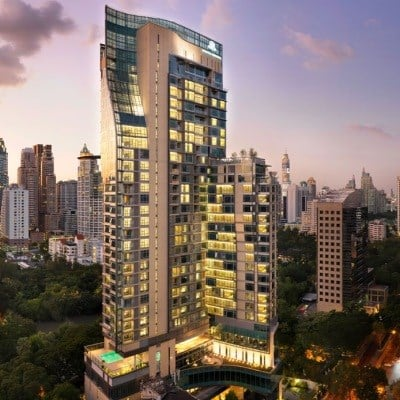 Oriental Residence Bangkok (Grand Deluxe/ Selected Markets)