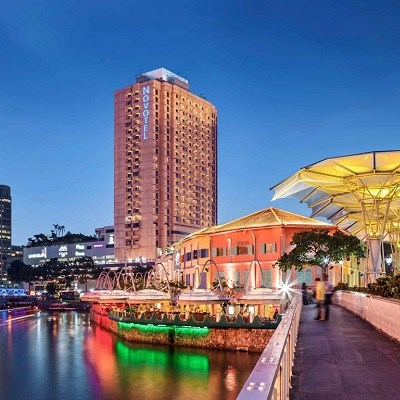 Novotel Singapore Clarke Quay (Superior/ Asian & Middle East Market)