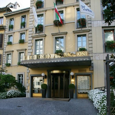 Carlton Hotel Baglioni (Suite/ Minimum 2 Nights)