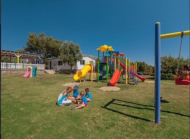 Bodrum Park Resort-Playground