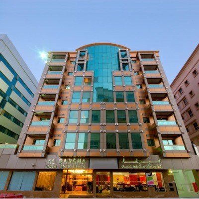 Al Barsha Hotel Apartments (1-Bedroom Apartment/ Room Only)