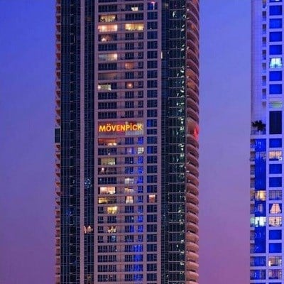 Moevenpick Hotel Jumeirah Lakes Towers (Superior/ Room Only)