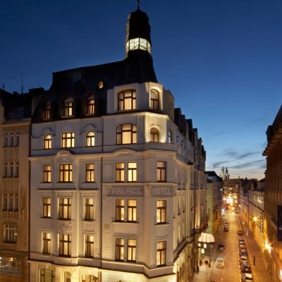 Art Nouveau Palace Hotel Prague (Deluxe/ Non-Refundable)