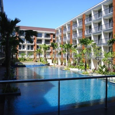 Swiss-Belhotel Tuban (Deluxe Pool View)