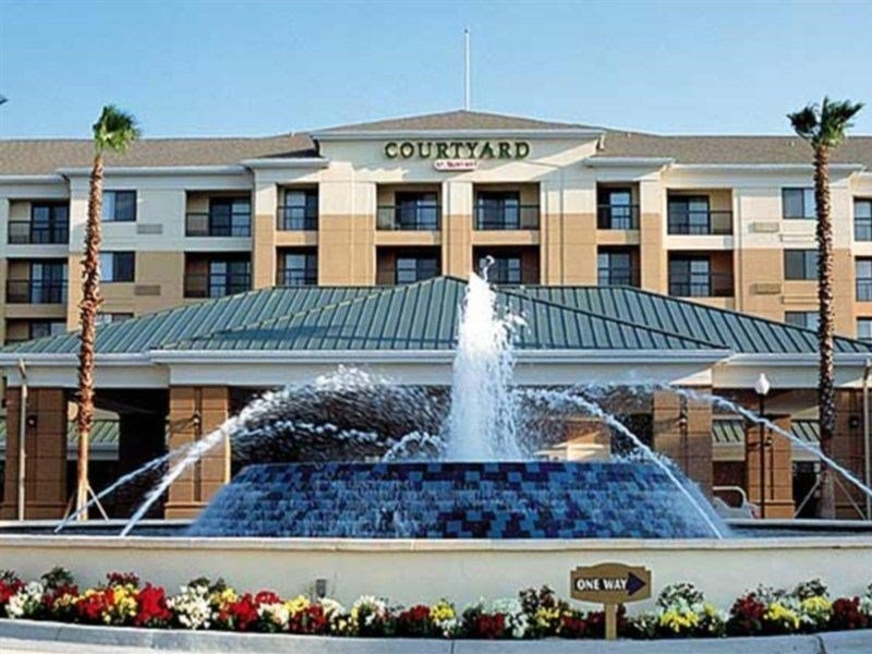COURTYARD MARRIOTT VILLAGE LAKE BUENA VISTA