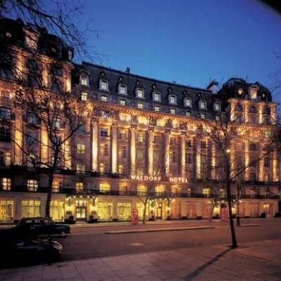 The Waldorf Hilton London (Deluxe)