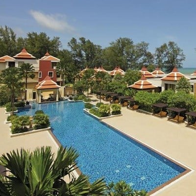 Moevenpick Resort Bangtao Beach Phuket (1-Bedroom Sea View Pool Suite/ Room Only)