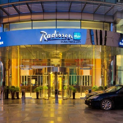 Radisson Blu Dubai Media City (Room Only)