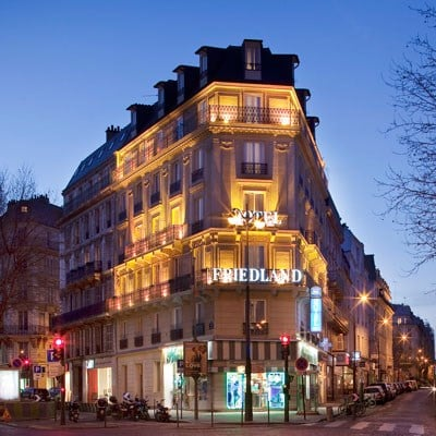 Champs Elysees Friedland