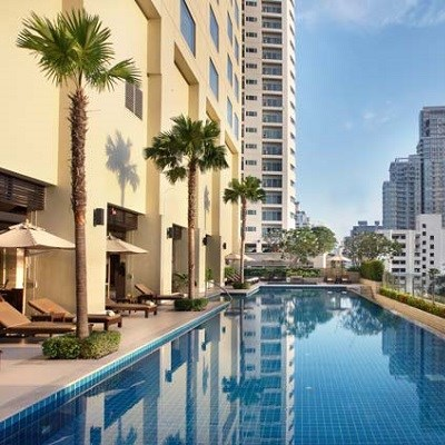 Marriott Executive Apartments Sukhumvit Park Bangkok (1-Bedroom Suite)