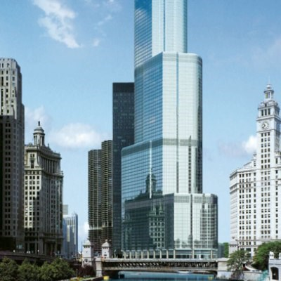 Trump International Hotel & Tower Chicago (Deluxe City View/ Room Only)