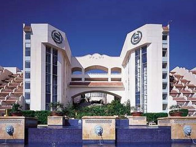 SHERATON SHARM HOTEL & SPA