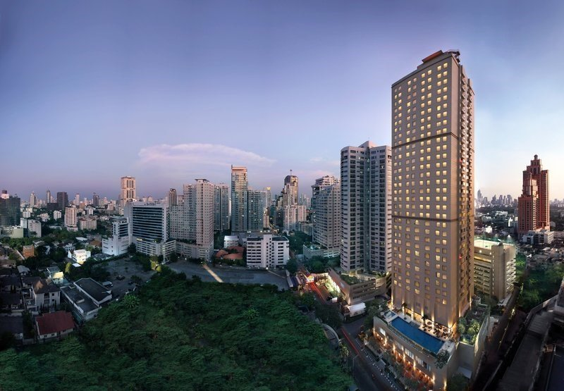 Sukhumvit Park, Bangkok - Marriott Executive Apt