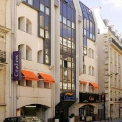 Citadines Trocadero Paris (1-Bedroom Apartment/ Room Only)