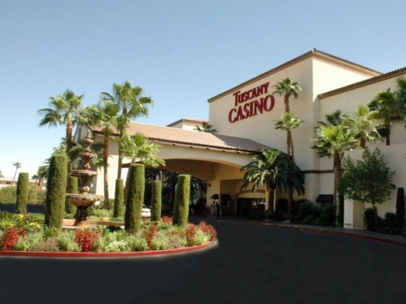 TUSCANY HOTEL AND CASINO
