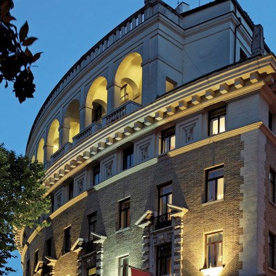 Grand Hotel Palace Roma (Executive Suite)