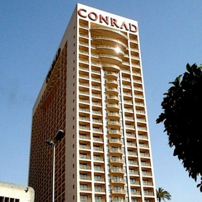 Conrad Cairo (Classic Partial Nile View/ Room Only/ Special)