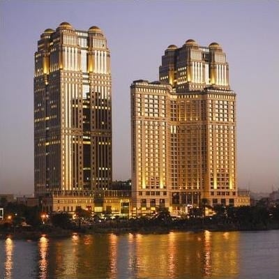 Fairmont Nile City (Deluxe Nile View/ Room Only)