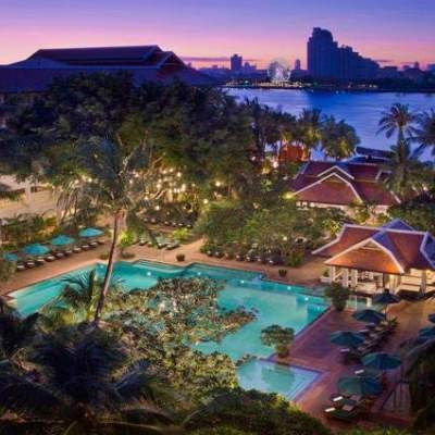 Anantara Bangkok Riverside Resort & Spa (Deluxe Premier/ Asian Market)