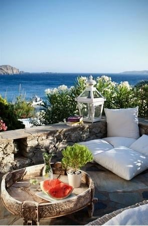 Apollonia Hotel & Resort-Terrace