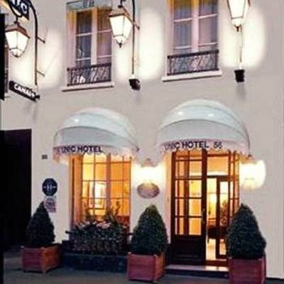 Hotel Suites Unic St Germain