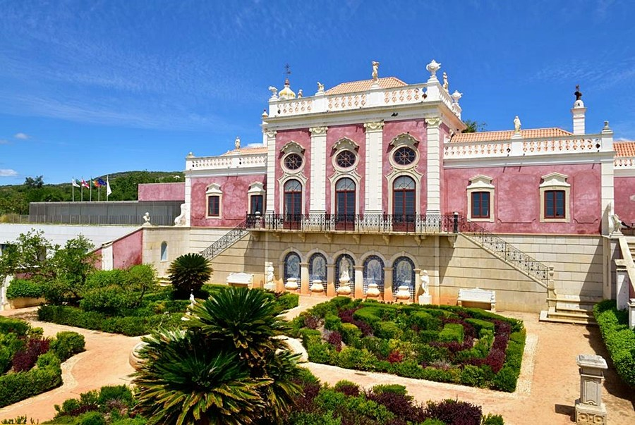 POUSADA PALACIO DE ESTOI - SMALL LUXURY HOTELS OF THE WORLD