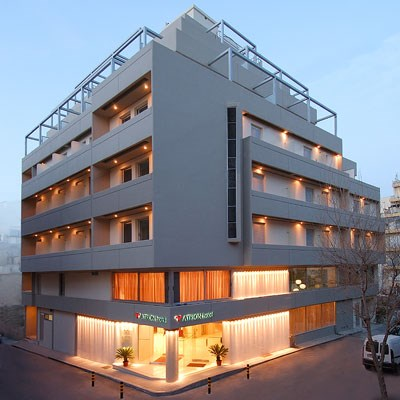 Atrion Hotel (Minimum 2 Nights)