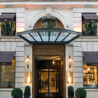 Sofitel Paris Le Faubourg (Luxury/ Middle East Market)