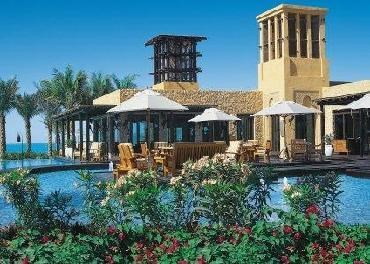 HOTEL ONE AND ONLY MIRAGE - ARABIAN COURT