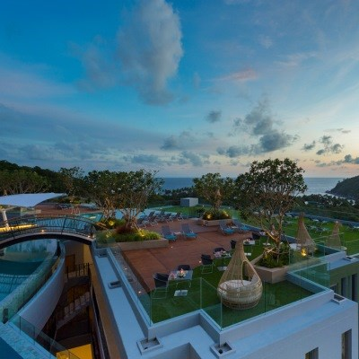 Crest Resort & Pool Villas (Deluxe Pool Access Sea View)