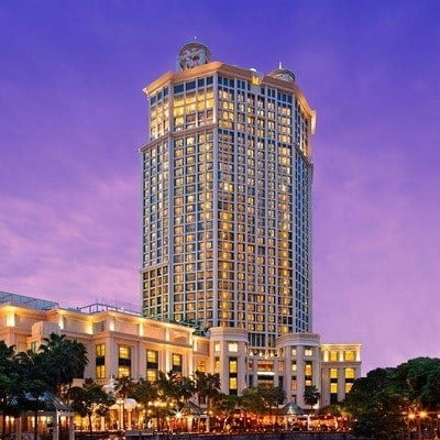 Grand Copthorne Waterfront (Deluxe)