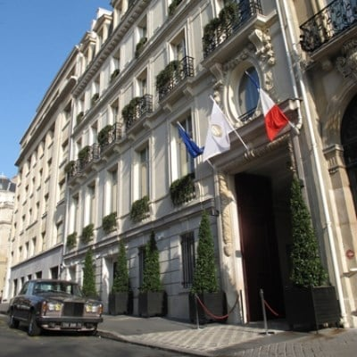 InterContinental Paris Avenue Marceau (Superior)