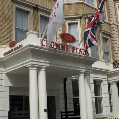Crowne Plaza London Kensington (Deluxe)