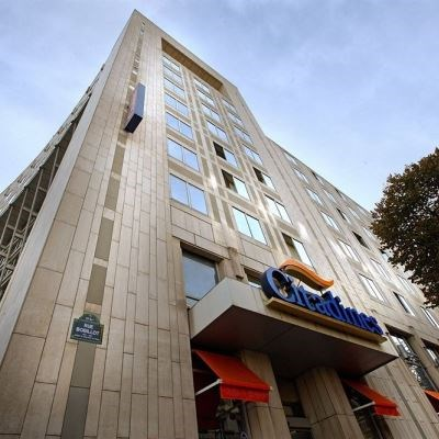 Citadines Place d'Italie Paris (1-Bedroom Apartment/ Room Only)