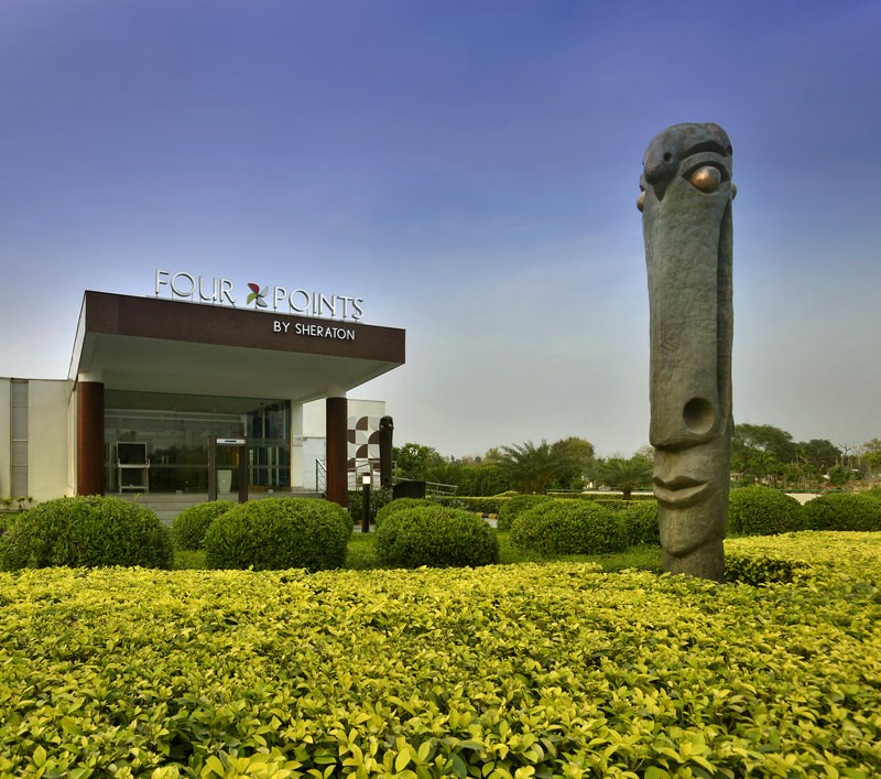 Four Points By Sheraton New Delhi Airport Highway