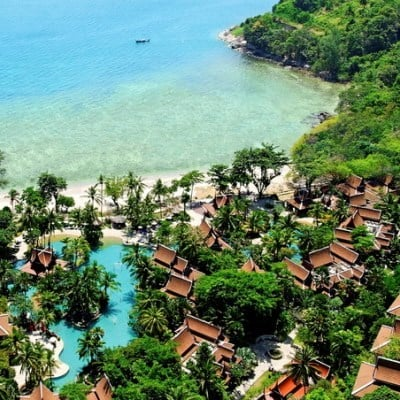 Thavorn Beach Village and Spa (Hillside Ocean View with Jacuzzi)