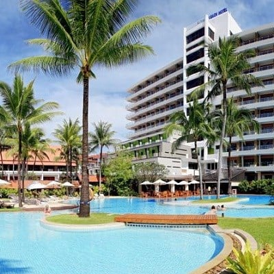 Patong Beach Hotel (Deluxe/ Room Only)