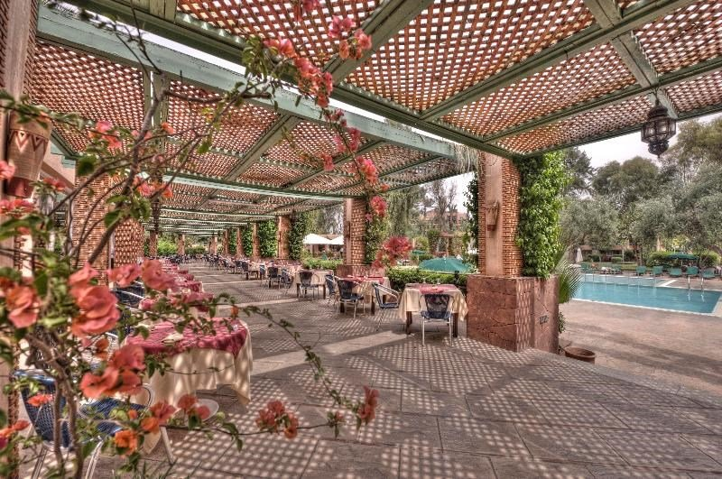 HOTEL GOLDEN TULIP FARAH MARRAKECH