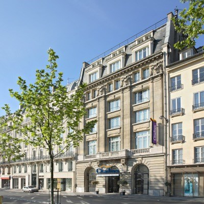 Citadines Prestige Saint-Germain-des-Pres Paris (1-Bedroom Apartment Premier/ Room Only)