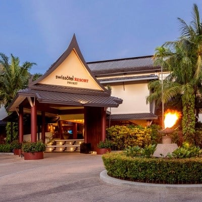 Swissotel Resort Phuket Kamala Beach (2-Bedroom Deluxe Suite/ Room Only/ Non-Refundable)