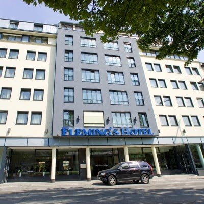 Fleming's Wien-Westbahnhof (Comfort/ Minimum 3 Nights)