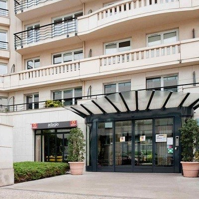 Adagio Porte De Versailles (1-Bedroom Apartment/ Room Only)