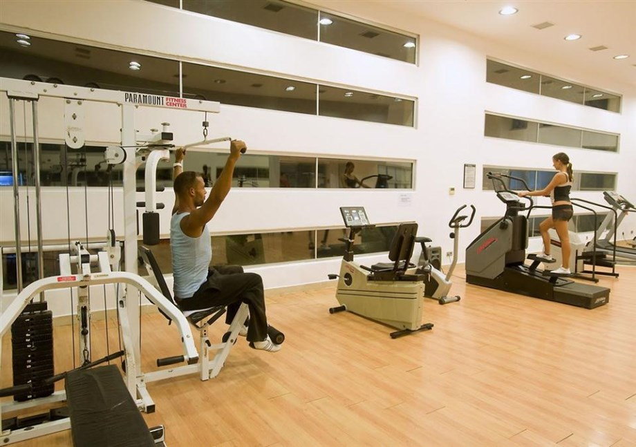 Kervansaray Bodrum Resort-Fitness Room