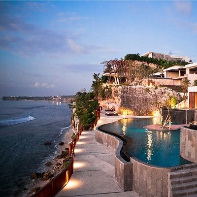 Anantara Bali Uluwatu Resort & Spa (Garden View Pool Suite)