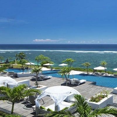 Samabe Bali Suites & Villas (1-Bedroom Ocean Pool Suite)