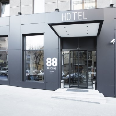 88 Rooms Hotel (M Room/ Non-Refundable)