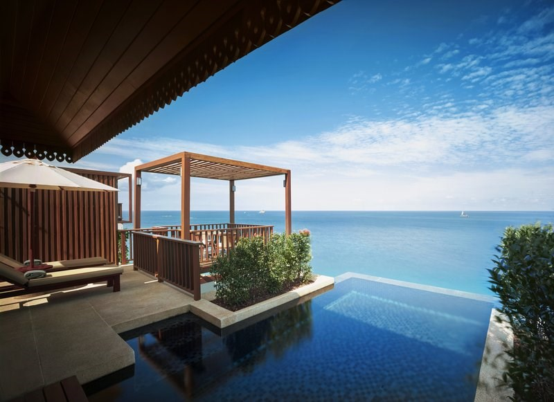 Ultimate Pool Villa - Sea View
