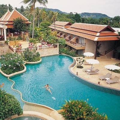 Andaman Cannacia Resort & Spa (Deluxe)