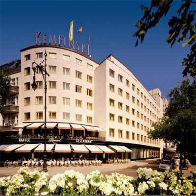 Kempinski Bristol (Minimum 3 Nights)